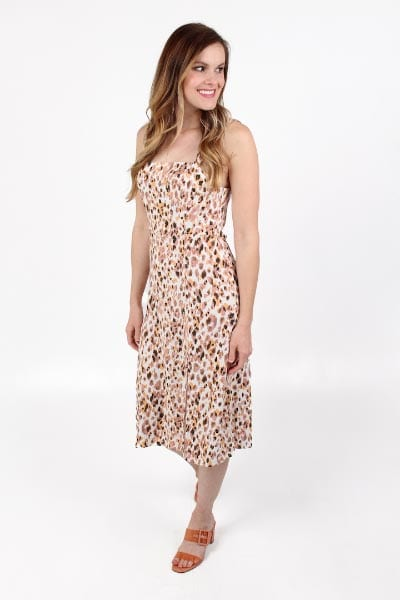 Heather Dress in Grapefruit e.Allen Nashville Murfreesboro Franklin