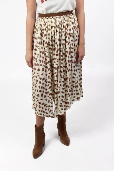 Perry Skirt in Animal Sundays e.Allen Nashville Murfreesboro Franklin