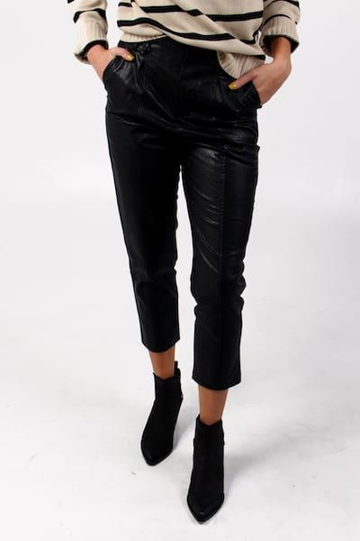 Lillian Vegan Leather Pant, Greylin, e.Allen, Nashville, Franklin, Murfreesboro
