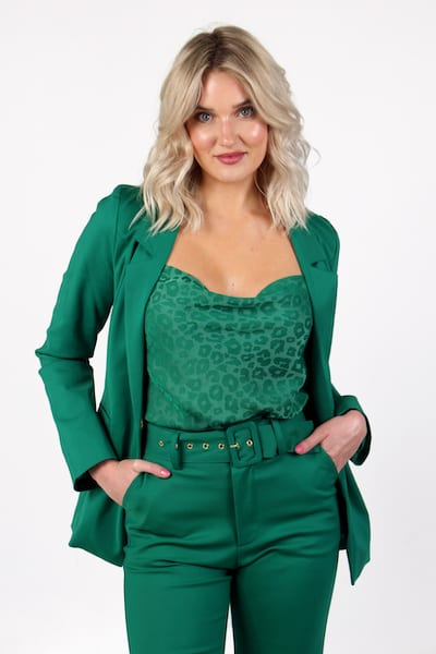 Major Blazer Green Suiting, Show Me Your Mumu, e.Allen, Nashville, franklin, murfreesboro