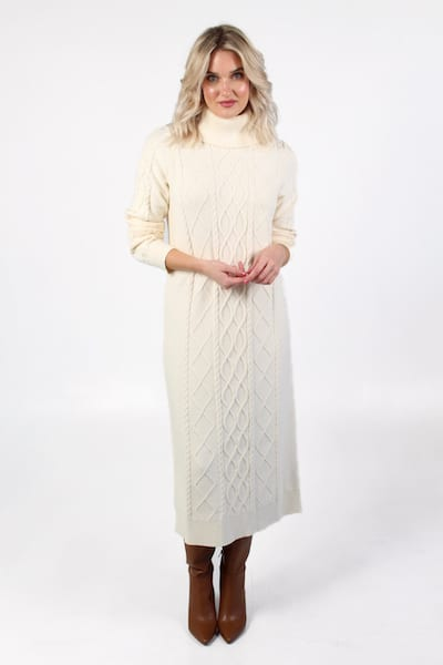 Montreal Midi Dress Cream Cable, Show Me Your Mumu, e.Allen, Nashville, Franklin, Murfreesboro