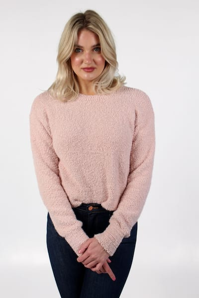 Cherish Sweater in Pearl, Sanctuary, e.Allen, Nashville, franklin, Murfreesboro