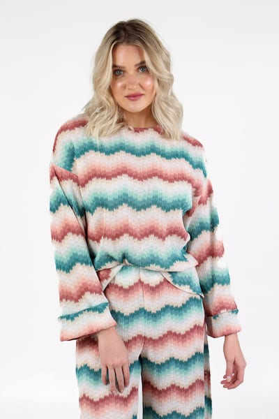 Daytime Pullover Catch Waves, Show Me Your Mumu, e.Allen, nashville, franklin, Murfreesboro