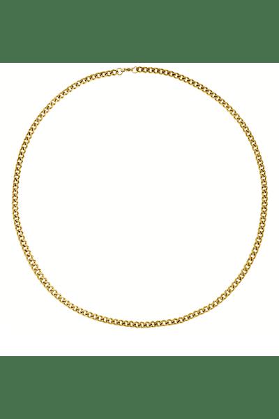 Hudson Cuban Chain Necklace, Ellie Vail, e.Allen, Nashville, Franklin, Murfreesboro
