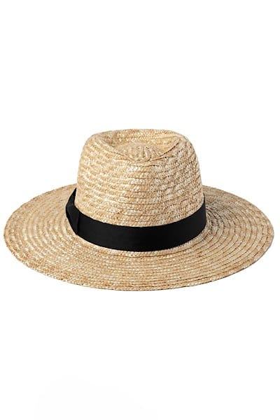 The Spencer Fedora in Natural, Lack of Color, e.Allen, Nashville, Franklin, Murfreesboro