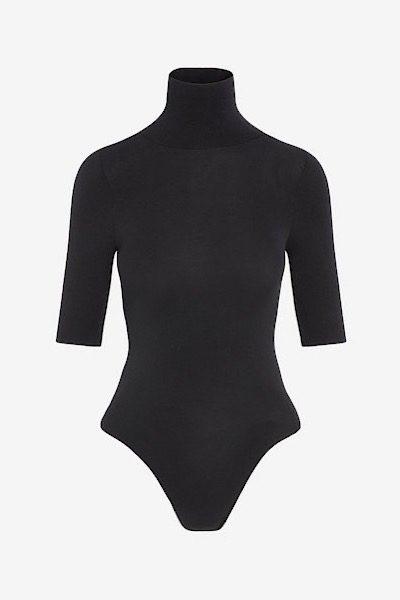 Ballet Short Sleeve Turtleneck Bodysuit, Commando, e.Allen, Nashville, franklin, murfreesboro