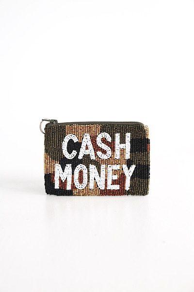 Cash Money Coin Purse Camo, e.Allen, Nashville, Franklin, Murfreesboro