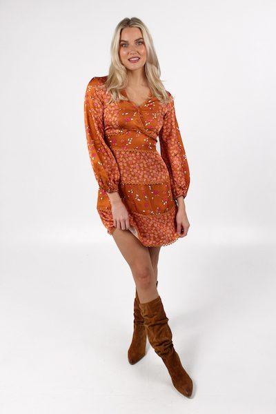 Daisy Crush Tiered Dress, French Connnection,e.Allen, Nashville, franklin, Murfreesboro