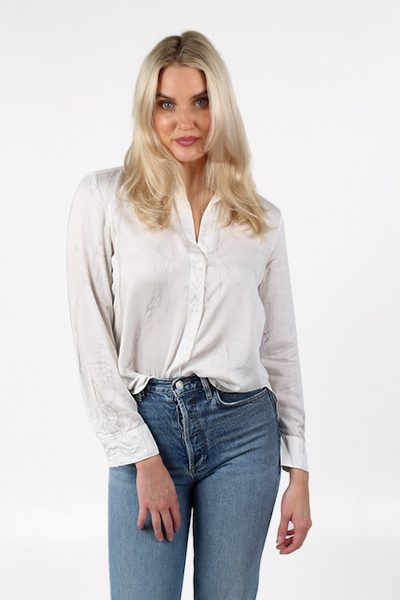 Long Sleeve Clean Shirt in Marble Dye, Bella Dahl, e.Allen,Nashville, franklin, Murfreesboro