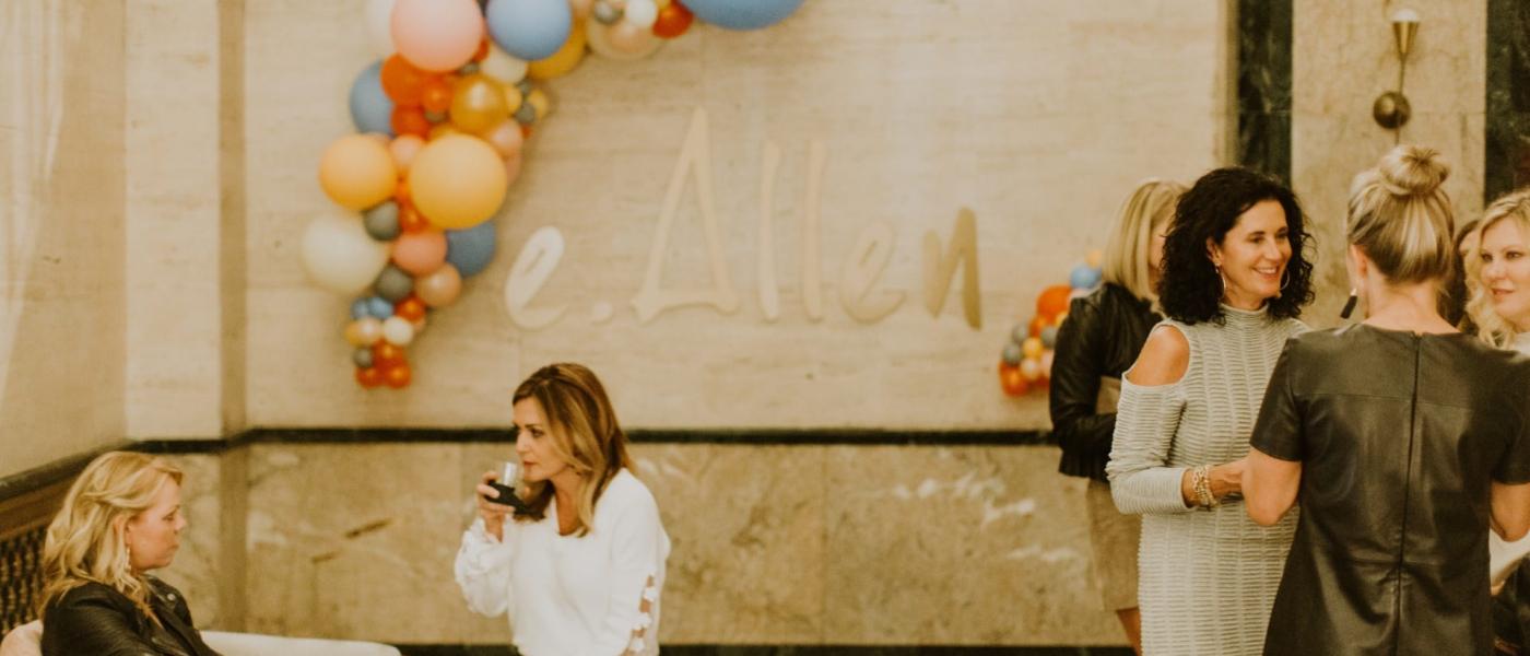 private parties - e.Allen Boutique